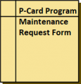 P-Card Changes