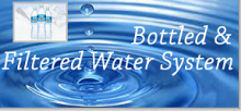 Bottled & Filtered Water Services