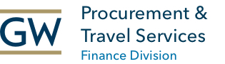 Procurement & Travel Services; Finance Division