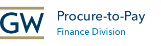 Procure-to-Pay department title